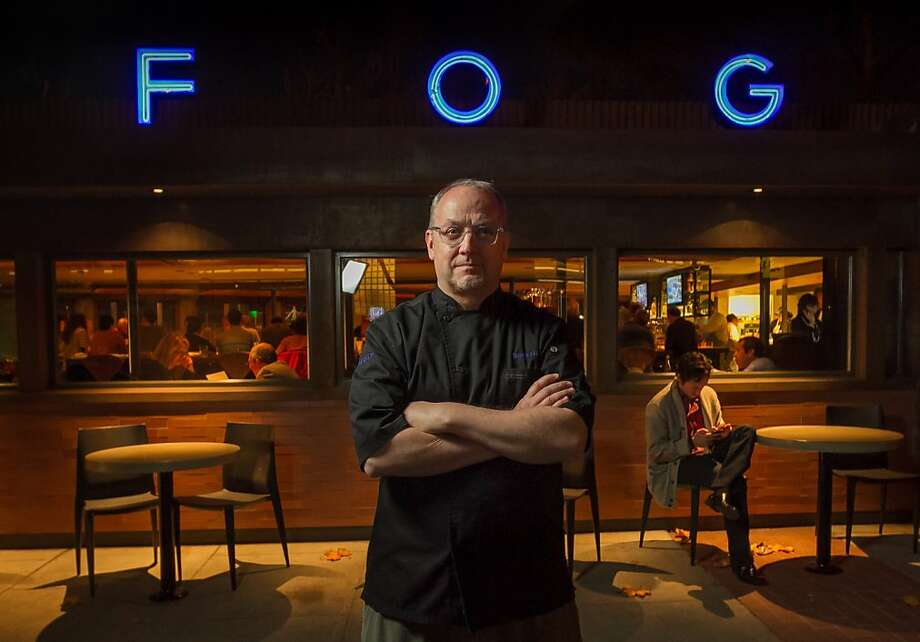 Fog City, the reworked Fog City Diner, is the latest from chef-owner Bruce Hill, who has demonstrated success at Picco in Larkspur and Bix and Zero Zero in San Francisco. Photo: John Storey, Special To The Chronicle