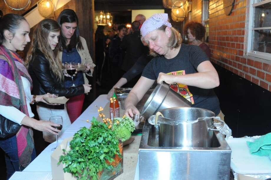 Chef Staci Davis of Radical Eats