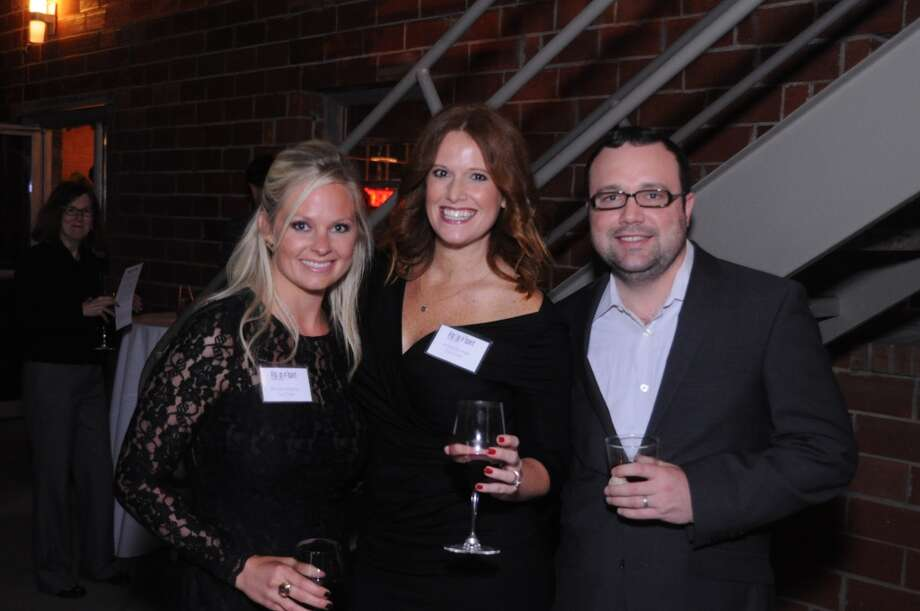 Co-Chair Nicole Murphy, Co-Chair Amanda Hale, Steven Hale