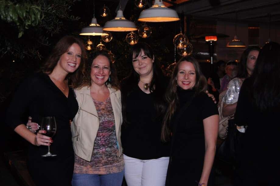 Co-Chair Amanda Hale, Rochele Mannigel, Shalana Lysaght, Jackie Short