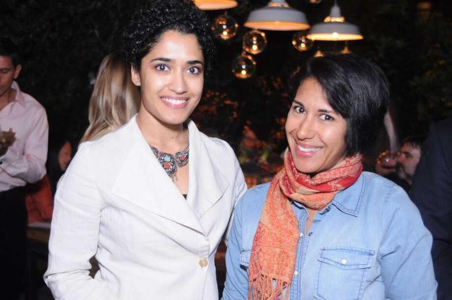 Sophia Malik with Pondicheri, Alexa Hernandez