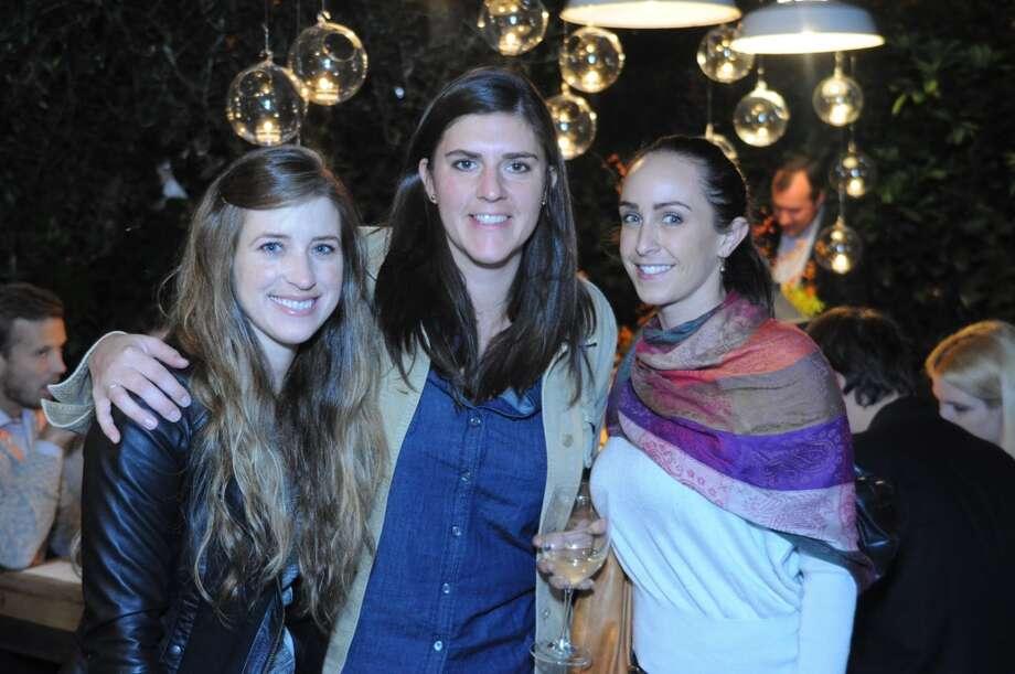 Christina Mitter, Amy Nussmeier, Caroline Good