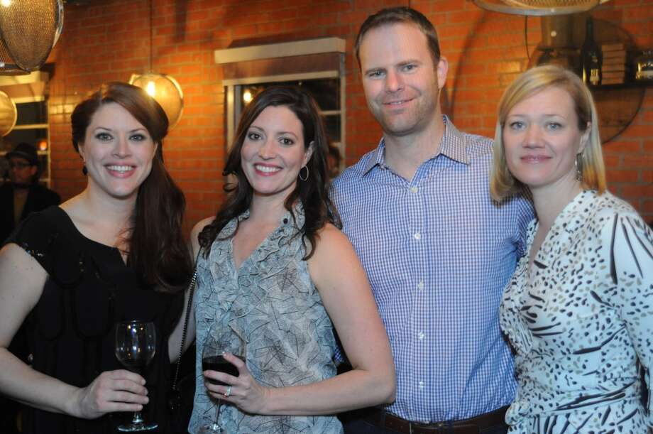 Kate Bell, Amy Curtis, Drew Curtis, Katie Fraser