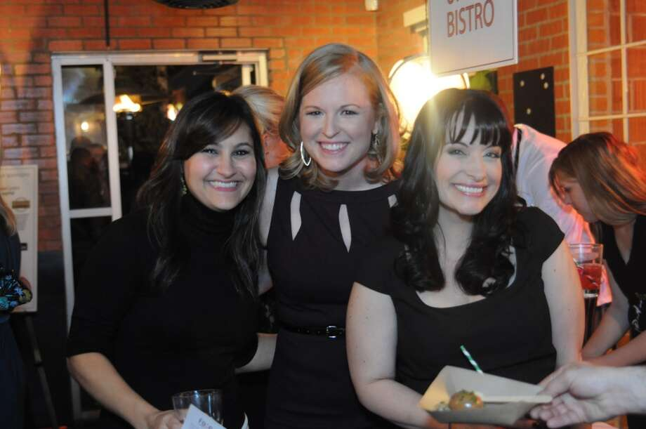 Kathy Hernandez, Rachel Werner, Sarah White