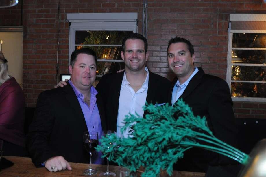 Adam Burris, Brad Allen, Mark Fontenot
