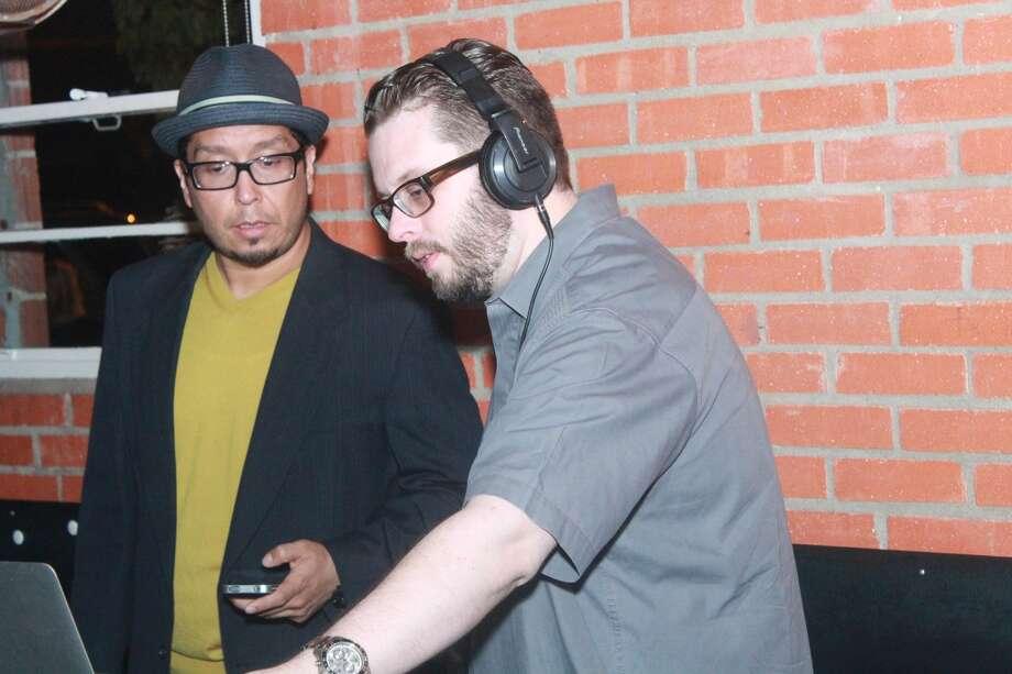 DJ's J. Salaam & The Bungaloafer