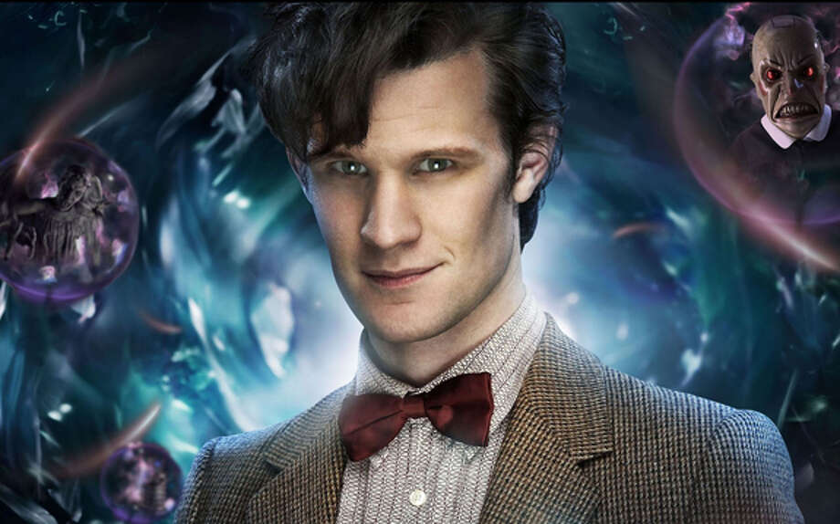 Matt Smith really rocks that bow tie. Photo: BBC