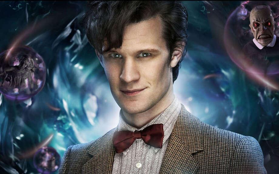 Matt Smith really rocks that bow tie. Photo: BBC