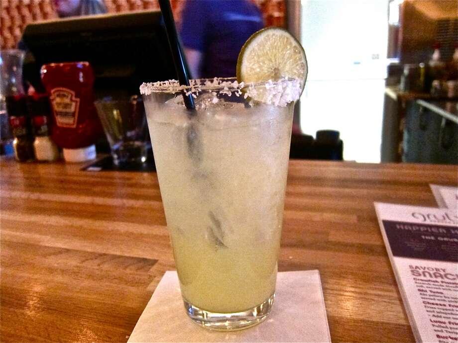 Four Dollar Rita at Grub Burger Bar. Photo: Alison Cook