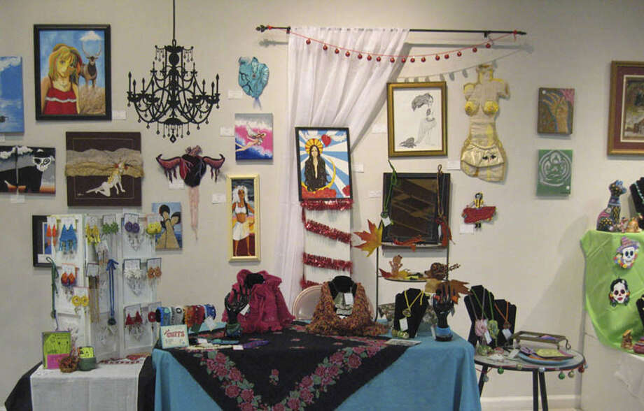 ZonArte is an annual Christmas fine arts and crafts market featuring handmade items. Photo: Courtesy Photo