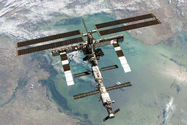 The International Space Station was launched in November 1998, fifteen years ago. Here are some great photos inside and outside the largest artificial body in Earth's orbit. (Photo from NASA)     HoustonChronicle.com: Future up in the air as space station turns 15