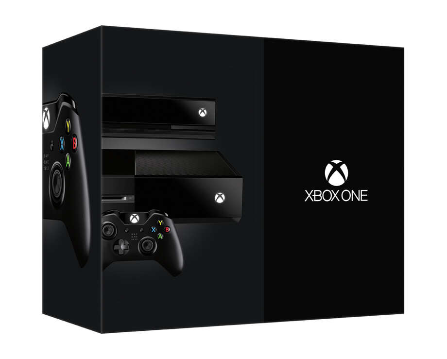 Xbox One packaging Photo: Microsoft