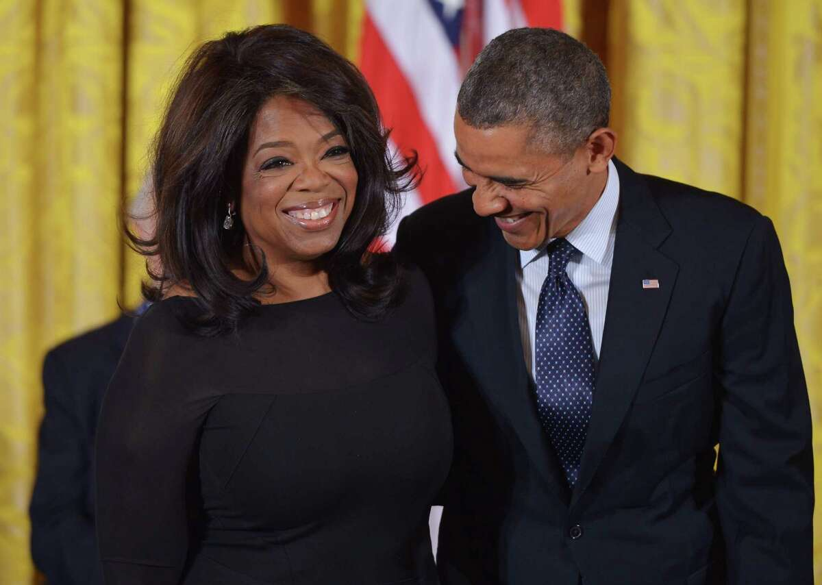 The poll found that 52 percent of American voters approve of Oprah Winfrey. Yet, 69 percent of voters said she should not run for president in 2020. Source:Quinnipiac University