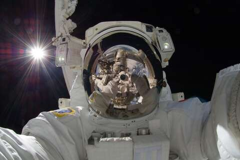 Image result for Texas is the only state that permits residents to cast absentee ballots from space.