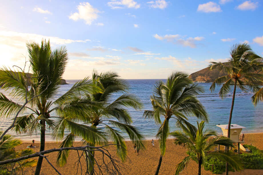 Panoramas of the beautiful islands of Hawaii - visit