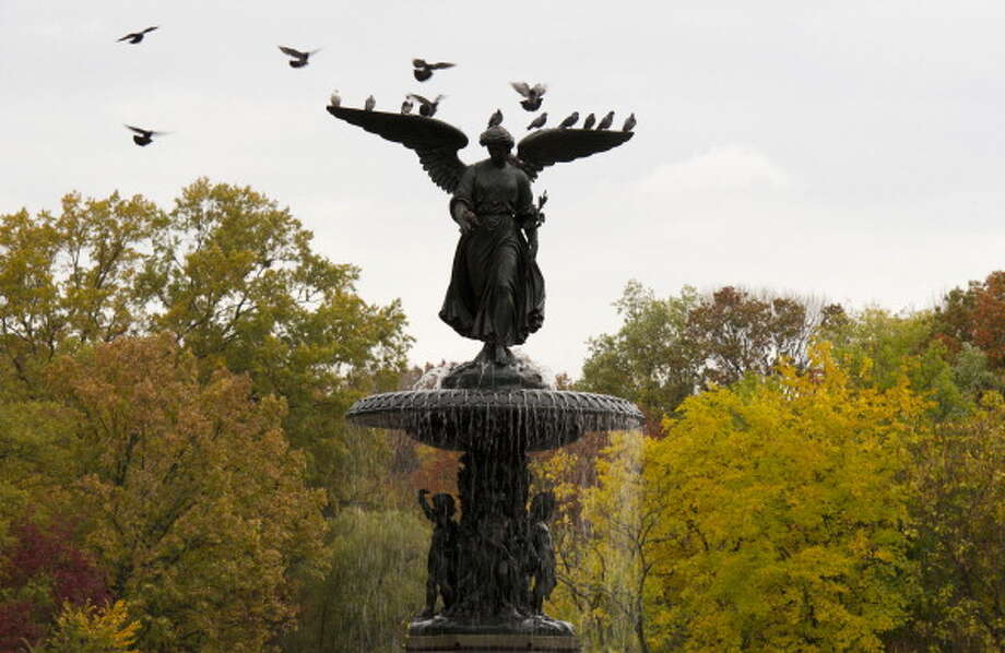 Tour New York's Central Park visit centralpark.org / 2013 AFP