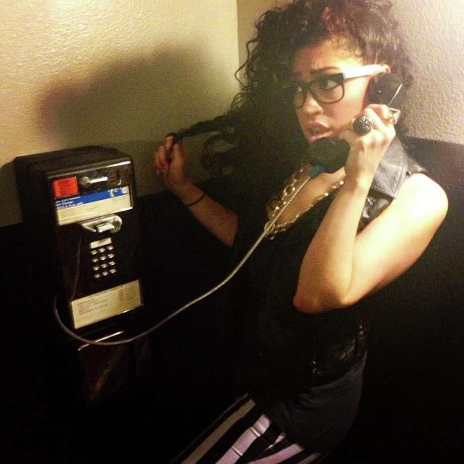 Austin dancer Arrianna Aguilar. Photo: Courtesy Photo