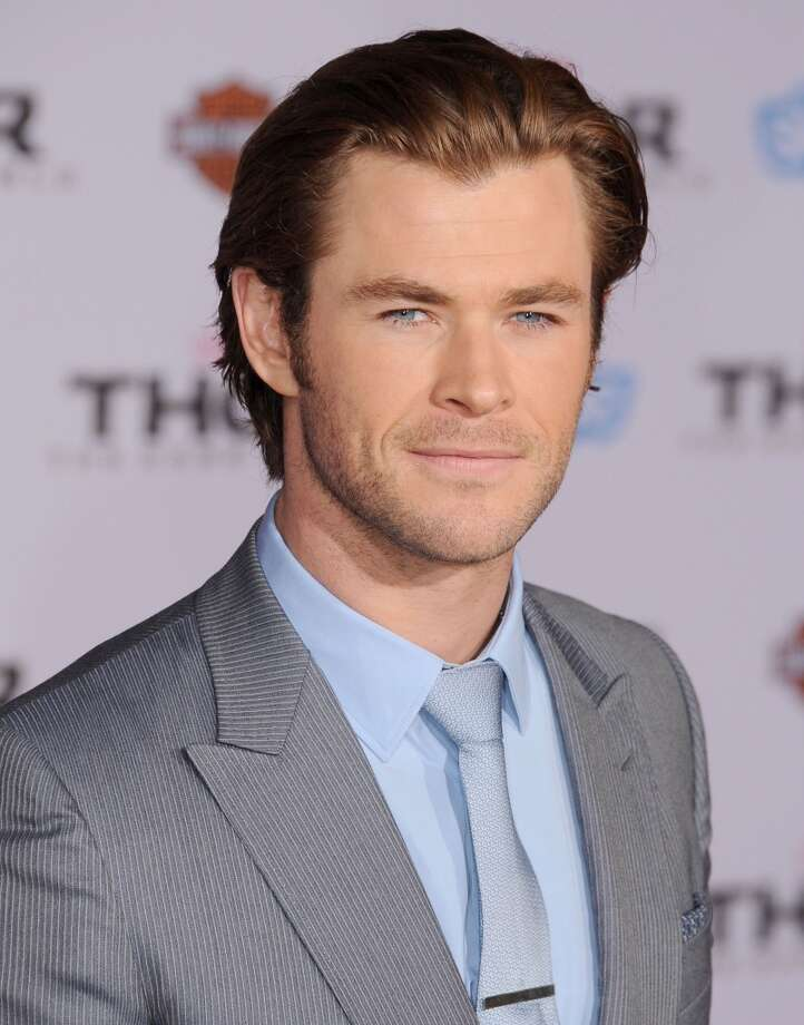 Chris Hemsworth, Marvel hot. Photo: Gregg DeGuire, WireImage