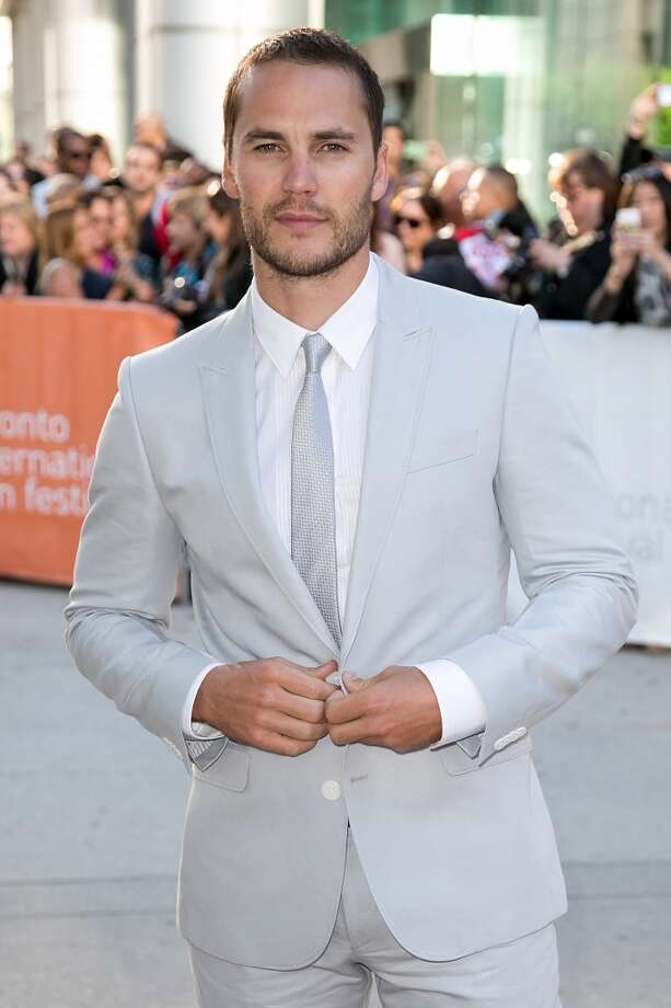 """Friday Night Lights"" star Taylor Kitsch. So hot, we'll forgive him ""John Carter."" Photo: Terry Rice, WireImage"