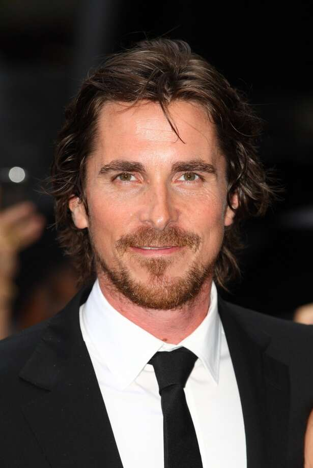 Christian Bale, always hot. Photo: Mike Marsland, WireImage