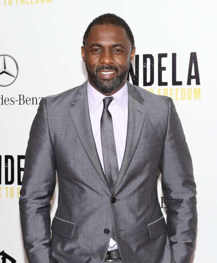 "Idris Elba, ""The Wire"" hot. Photo: J Carter Rinaldi, FilmMagic"