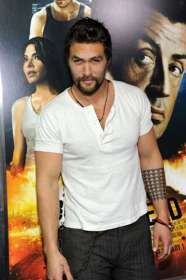 "Jason Momoa, Khal Drogo of ""Game of Thrones"" hot. Photo: Dimitrios Kambouris, WireImage"