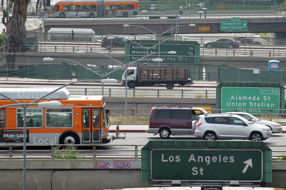 15. Los Angeles Photo: David McNew, Getty Images / 2013 Getty Images