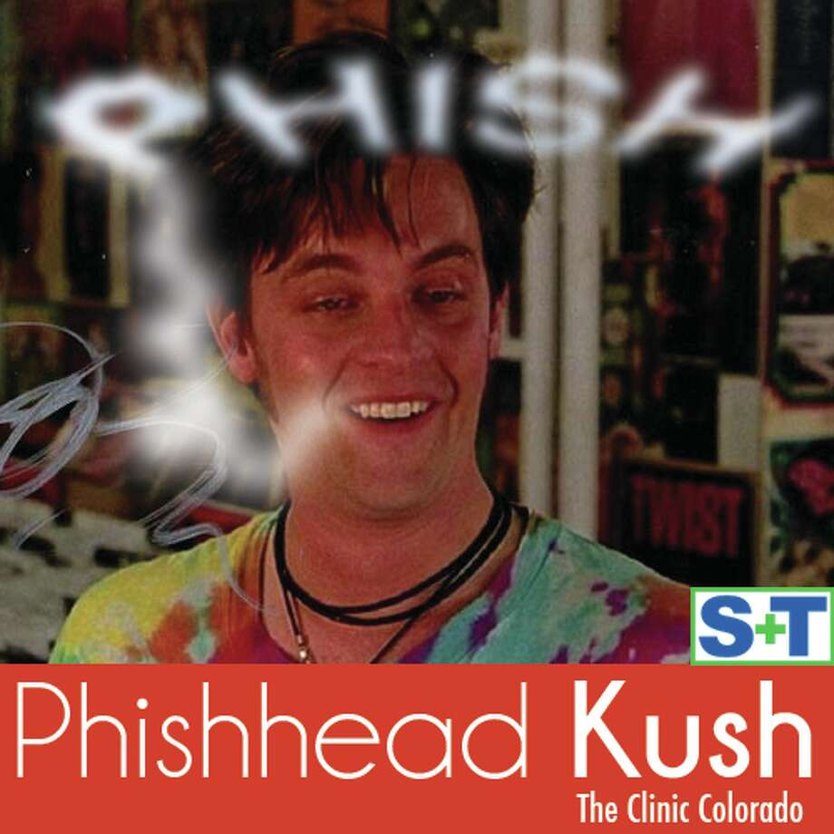 This Phishhead Kush from The Clinic Colorado is perfect for those interminable jams.