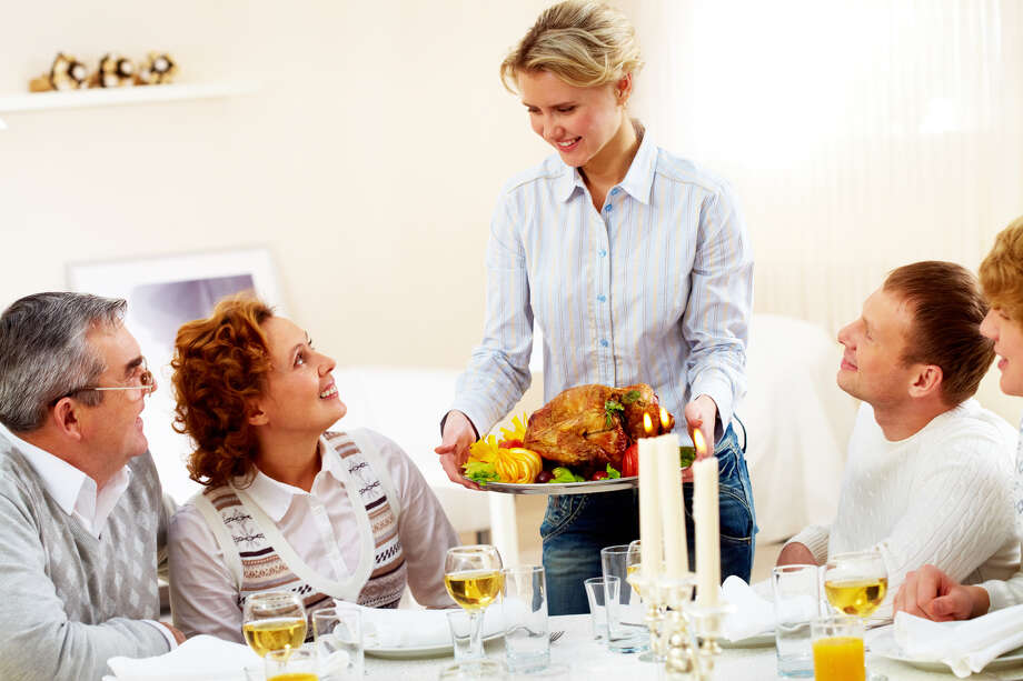 Thanksgiving with friends and family Photo: Fotolia / pressmaster - Fotolia