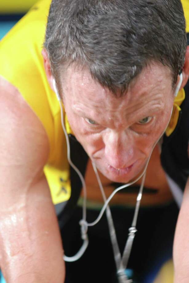 """""""The Armstrong Lie"""" chronicles the exposure of Lance Armstrong's doping and dishonesty with relative objectivity. Photo: Frank Levasseur/Sony Pictures"""