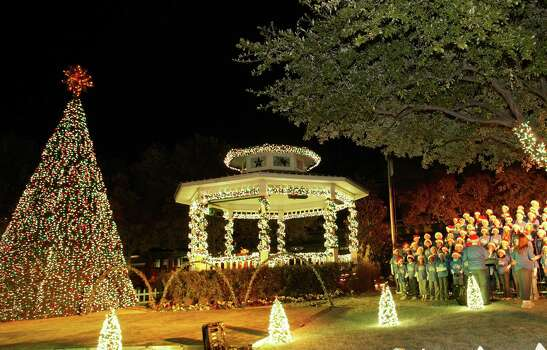 History And Holiday Cheer Abound In Grapevine
