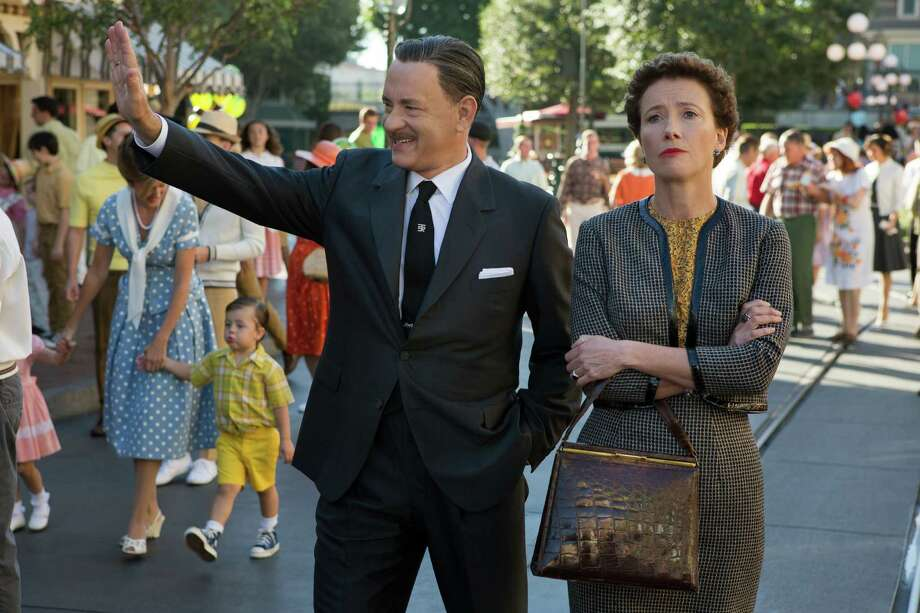 Saving Mr. Banks  Review: some will love 'Saving Mr. Banks.' Photo: Frané§ois Duhamel / ©Disney Enterprises, Inc.  All Rights Reserved.