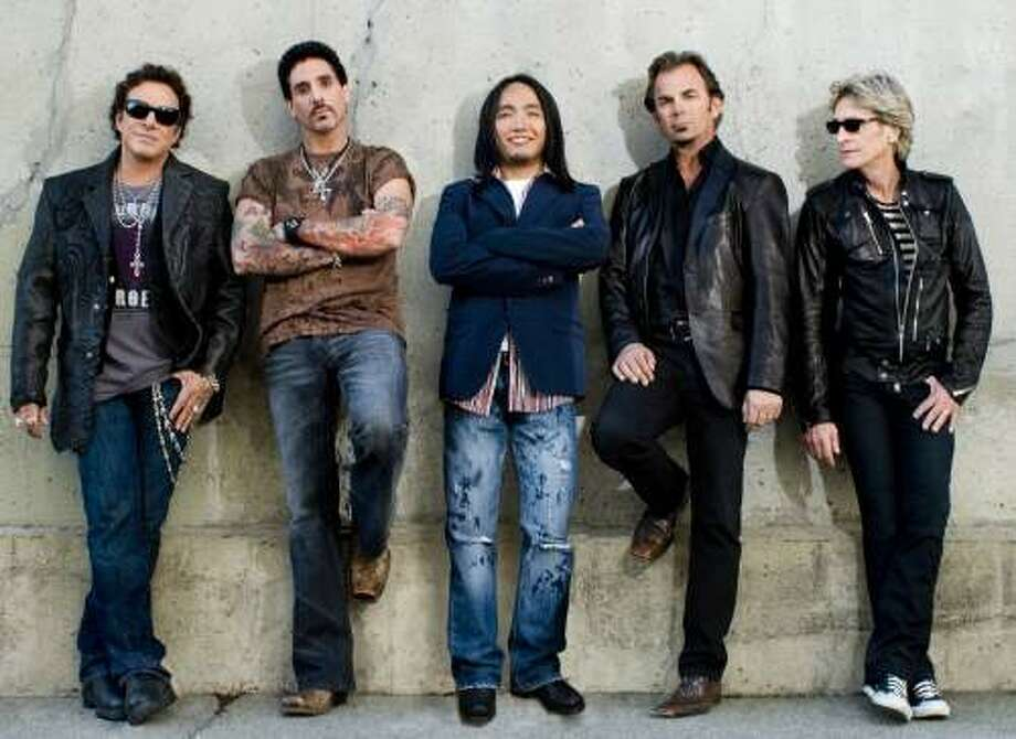 Journey, Saratoga Performing Arts Center, June 14