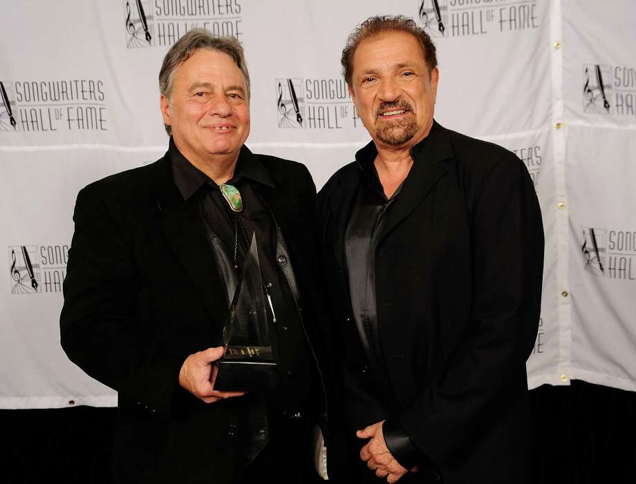 NEW YORK - JUNE 18:  Honorees Eddie Brigati and Felix Cavaliere of the Rascals attends the 40th Annual Songwriters Hall of Fame Ceremony at The New York Marriott Marquis on June 18, 2009 in New York City.  (Photo by Gary Gershoff/Getty Images for  Songwriters Hall of Fame) Photo: Gary Gershoff / 2009 Getty Images