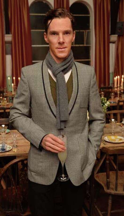 Benedict Cumberbatch Photo: Samir Hussein, Getty Images For Soho House / 2013 Getty Images
