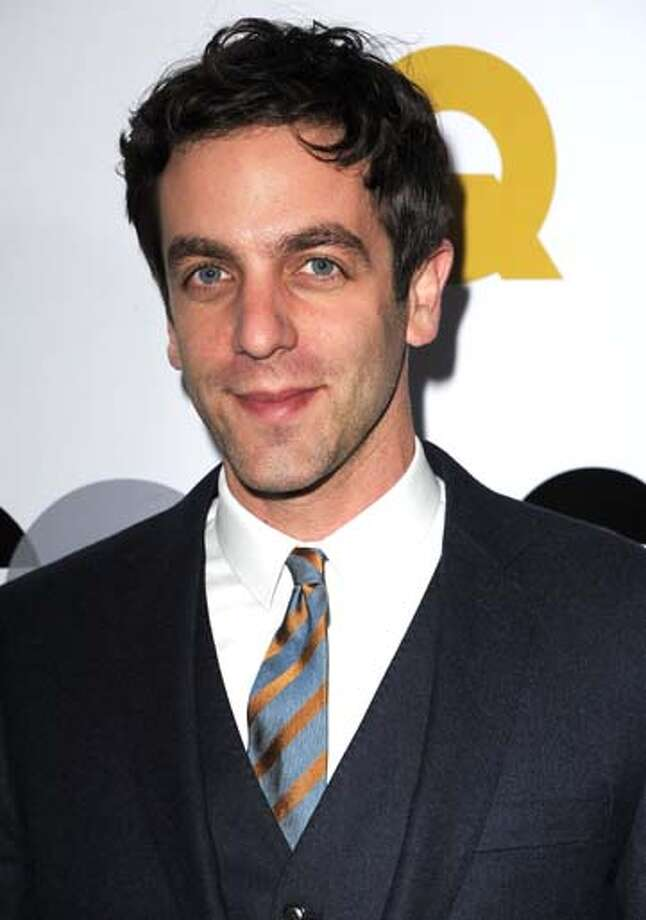 B.J. Novak Photo: Steve Granitz, WireImage / 2013 Steve Granitz
