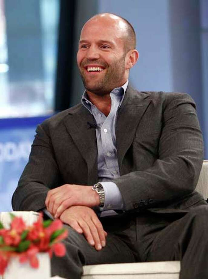 Jason Statham Photo: NBC NewsWire, NBCU Photo Bank Via Getty Images / 2013 NBCUniversal Media, LLC.
