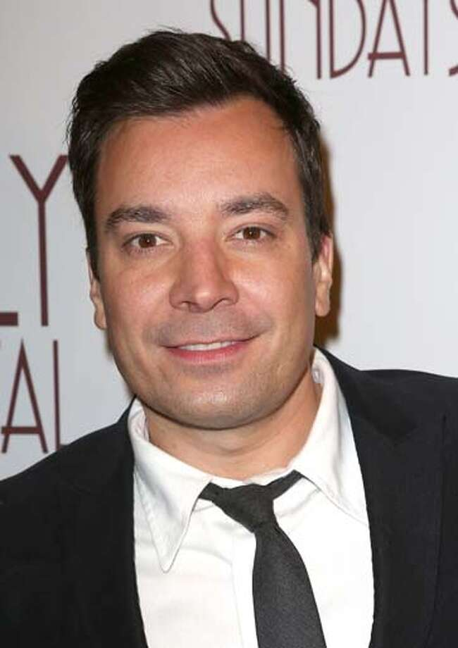 Jimmy Fallon Photo: Walter McBride, WireImage / 2013 Walter McBride