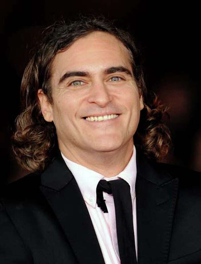 Joaquin Phoenix Photo: TIZIANA FABI, AFP/Getty Images / 2013 AFP