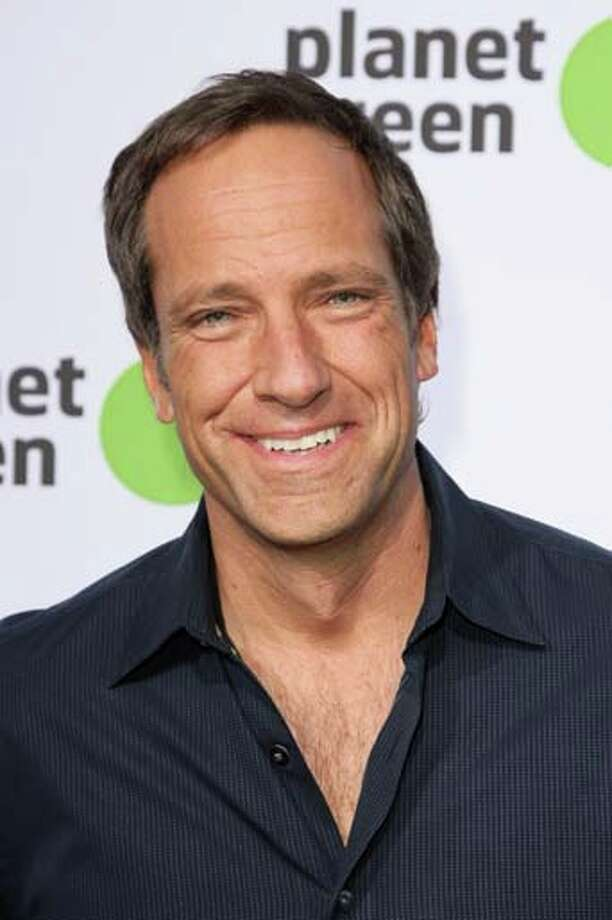 Mike Rowe Photo: Noel Vasquez, Getty Images / 2008 Getty Images