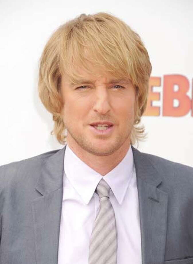 Owen Wilson Photo: Jeffrey Mayer, WireImage / 2013 Jeffrey Mayer