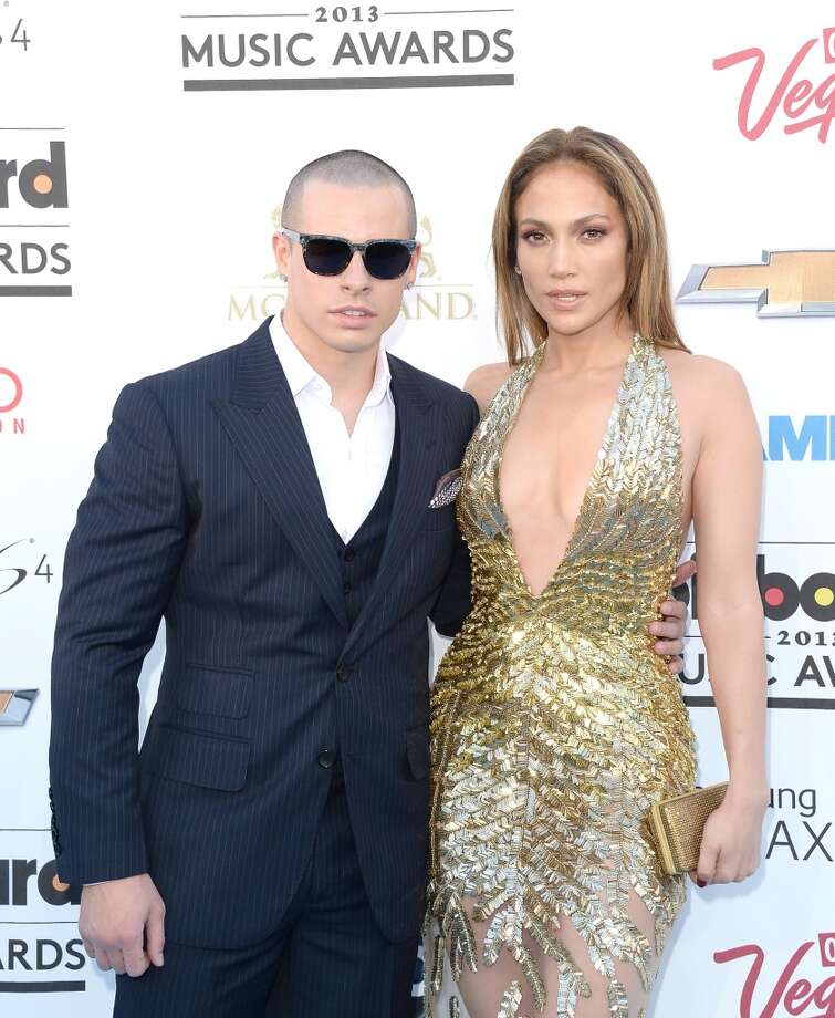 "Jennifer Lopez and Casper Smart appeared together in the video for Lopez's ""Dance Again"" in 2012. Fourth time is the charm? So far, the couple are still together. Photo: Jason Merritt, Getty Images"