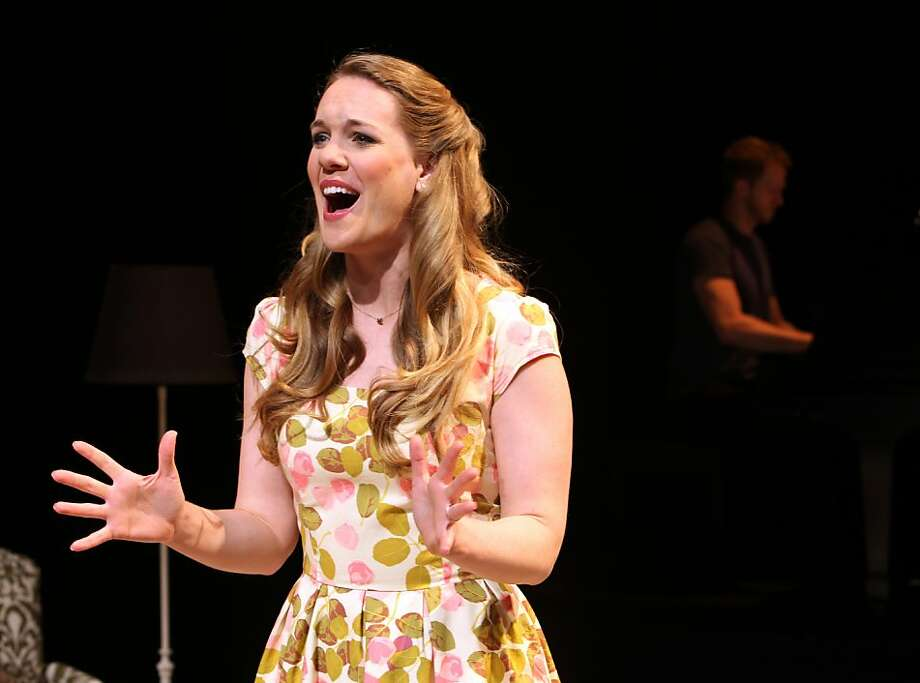 Analisa Leaming plays the brightly singing Sara Jane. Photo: Jennifer Reiley
