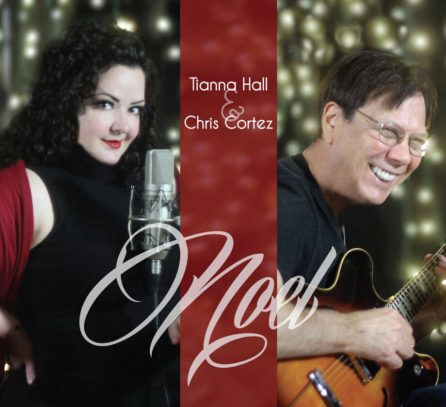 "Cover art for ""Noel"" by jazz vocalist Tianna Hall and guitarist Chris Cortez. Photo: CD Artwork"