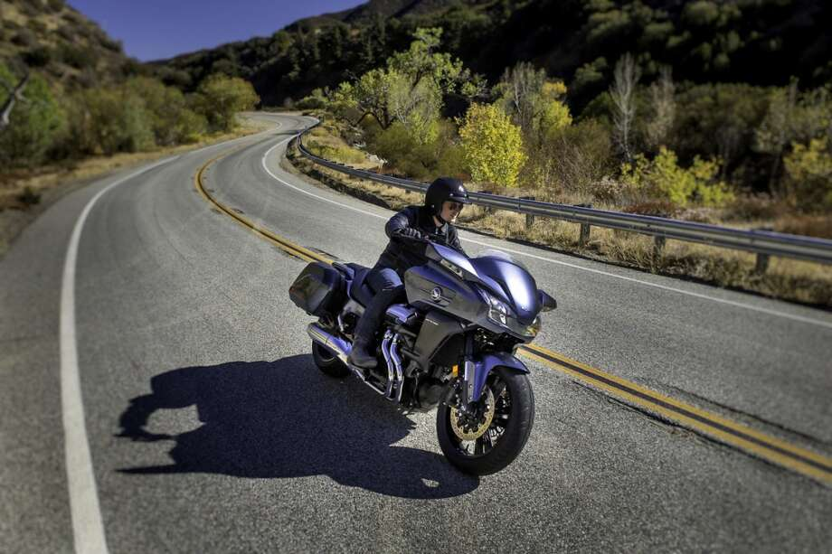 2014 Honda CTX1300. Photo: Wieck