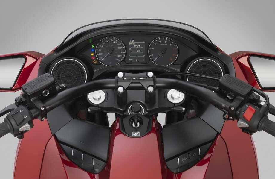 2014 Honda CTX1300. Photo: Wieck