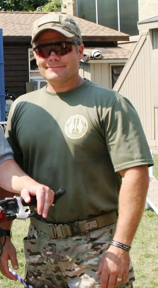 Ross Riley, a 17-year veteran of the State Police, died after a fall during training exercises in Letchworth State Park on Wednesday. (State Police photo) Photo: Picasa
