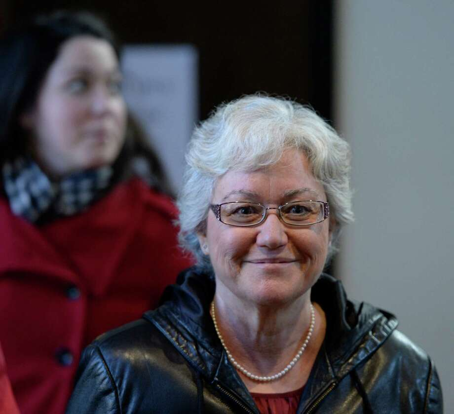 Cynthia Young  (Skip Dickstein/Times Union) Photo: SKIP DICKSTEIN / 00024735A