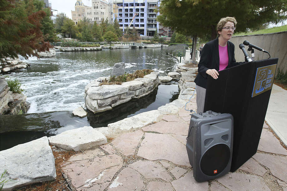 Nancy Stoner, EPA's acting assistant administrator for water, may not be back to San Antonio after her November trip. Some, but not all, sequester cuts could be restored. Democrats did block Republican moves to repeal new clean water regulations. Proposals clash on ways to cut greenhouse gases Photo: Kin Man Hui / San Antonio Express-News