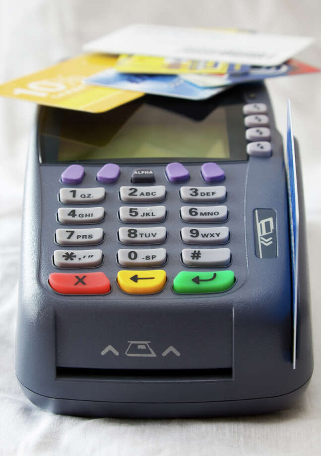 Only use your cards with businesses that are familiar to you, andreview receiptsbefore signing them. Photo: Igor Zhorov